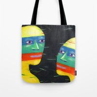Jet Set Tote Bag