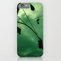 Shoes and Wires iPhone 6 Slim Case
