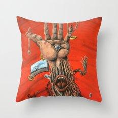 070912 Throw Pillow