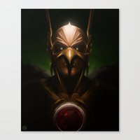THANAGARIAN Canvas Print