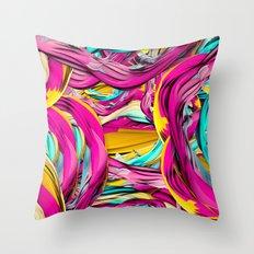 Blasé Throw Pillow