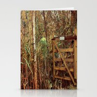 Close The Gate Stationery Cards