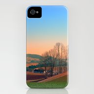 Trees, Panorama And Suns… iPhone (4, 4s) Slim Case
