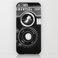 iPhone & iPod Case featuring passion for vintage by Julia Kovtunyak