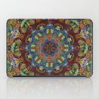 Hallucination Mandala 2 iPad Case