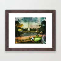 To Wish Impossible Thing… Framed Art Print