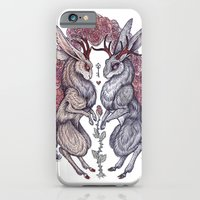 iPhone Cases featuring Rare Hearts by Caitlin Hackett