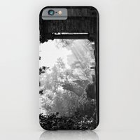 iPhone & iPod Case featuring Morning at greenlawn by Wood-n-Images