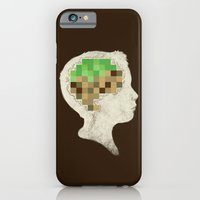 iPhone & iPod Case featuring Mind Crafted by Alex Solis