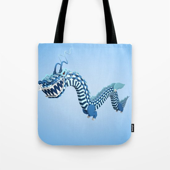 Dragon-Air Tote Bag