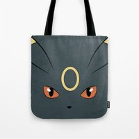 #197 Umbreon. Pokemon Poster - Eeveelution Tote Bag