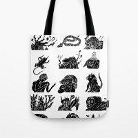 flflf Tote Bag