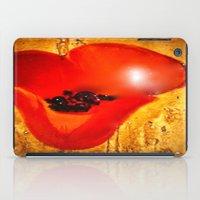 Coquelicot iPad Case