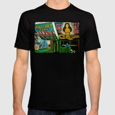 Freak Show Love Mens Fitted Tee Black SMALL
