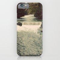 Rocky River Waterfall En… iPhone 6 Slim Case