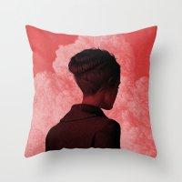 Byronic II Throw Pillow
