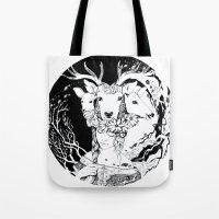 Charpatian Soul Tote Bag