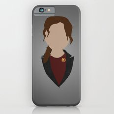 The Girl on Fire iPhone 6 Slim Case