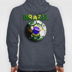 Old football (Brazil) Hoody