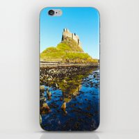 Holy Island iPhone & iPod Skin