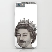 God shave the Queen iPhone 6 Slim Case