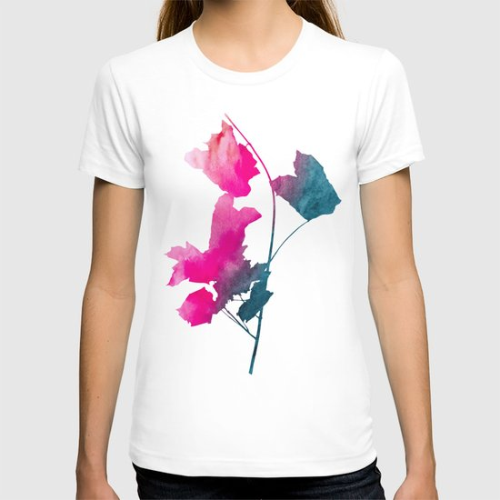 Maple_Watercolor 1 by Jacqueline & Garima T-shirt