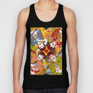 Sgt. Pepper's Lonely Hea… Unisex Tank Top