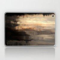 Abstract Sunset Reflecti… Laptop & iPad Skin
