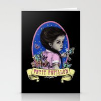 Ma Petite (color) Stationery Cards