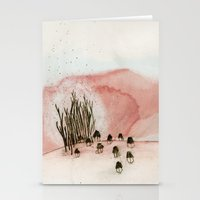 Something New Was Discov… Stationery Cards