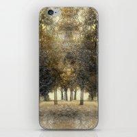 Spirit Of The Trees iPhone & iPod Skin