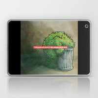 Trashcan : Bubblegum Laptop & iPad Skin
