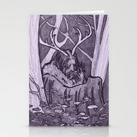 Cernunnos Stationery Cards
