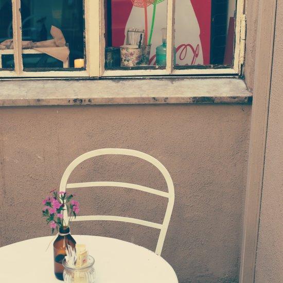 A little corner - vintage retro photography - still life  Canvas Print