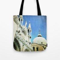 Basilica Di San Marco - … Tote Bag