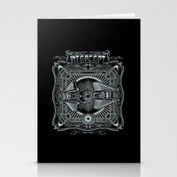 Intercept Stationery Cards