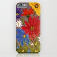 Wildflower-2 iPhone 6 Slim Case