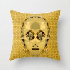 Star Wars - C-3PO Throw Pillow