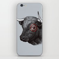 Bullseye iPhone & iPod Skin