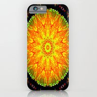 Citrus Slice Kaleidoscope iPhone 6 Slim Case