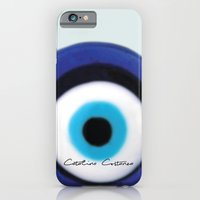 Evil Eye iPhone 6 Slim Case