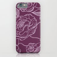 floral pattern iPhone & iPod Cases featuring Floral Pattern by studio VII