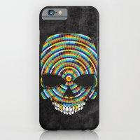 Hypnotic Skull iPhone 6 Slim Case