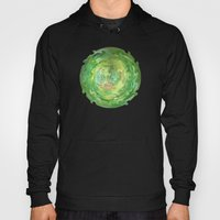 Greenwoods Abstract Hoody