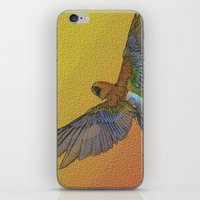 iPhone & iPod Skin featuring wildlife 1 by AstridJN