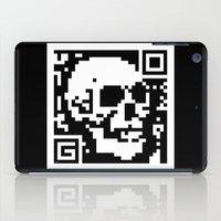 QR- Dead iPad Case