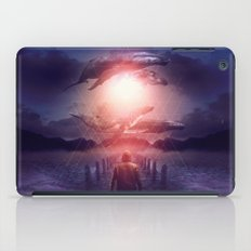 The Space Between Dreams & Reality iPad Case
