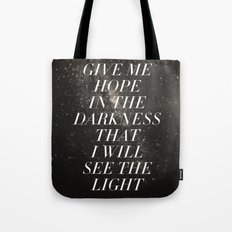 Ghosts That We Knew Tote Bag
