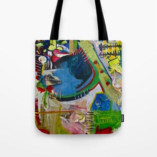 Basqui NOT #2 Tote Bag
