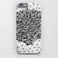 iPhone & iPod Case featuring Geode Geometry by Amanda Brown